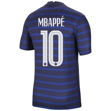 Maillot Mbappé Equipe de France domicile 2020