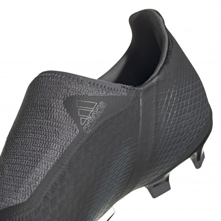 adidas X GHOSTED.3 LaceLess FG noir