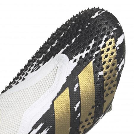 adidas Predator 20+ FG noir or