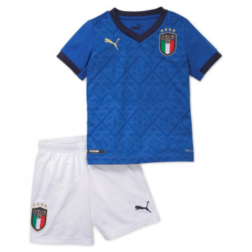 Tenue junior Italie domicile 2020/21