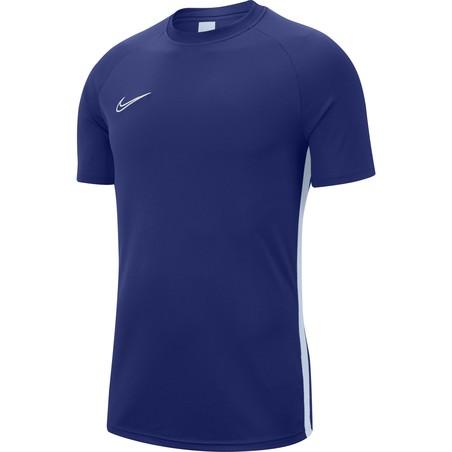 Maillot entraînement Nike Academy bleu