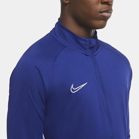 Ensemble survêtement Nike Academy bleu