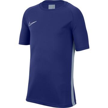 Maillot entraînement junior Nike Academy bleu