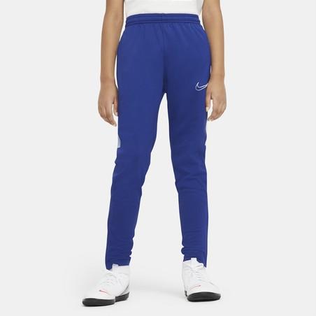 Pantalon survêtement junior Nike Academy bleu