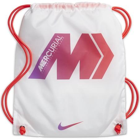 Nike Mercurial Vapor XIII Elite FG blanc rouge