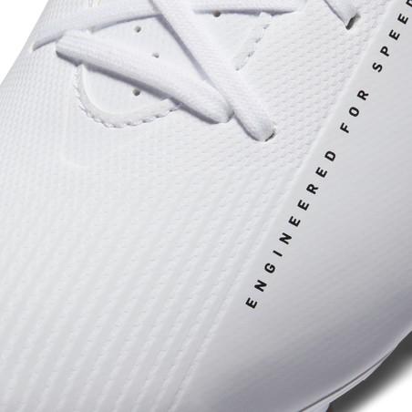 Nike Mercurial Vapor XII Academy FG/MG blanc rouge