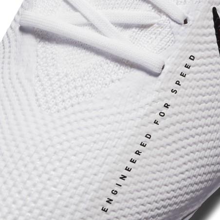 Nike Mercurial Vapor XIII Pro FG blanc rouge