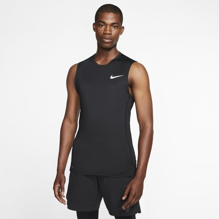 Sous-maillot sans manches Nike Pro noir
