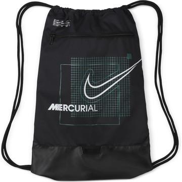 Sac de gym Nike Mercurial noir
