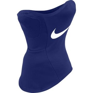 Cache cou Nike Strike bleu blanc