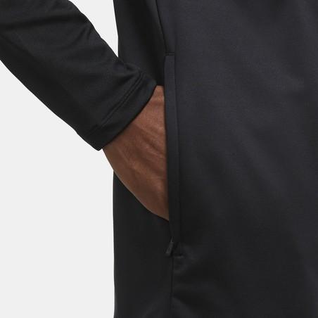 Veste survêtement FC Barcelone ThermaPad noir vert 2020/21