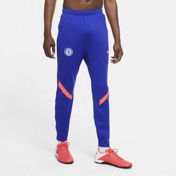 Pantalon survêtement Chelsea bleu rouge 2020/21