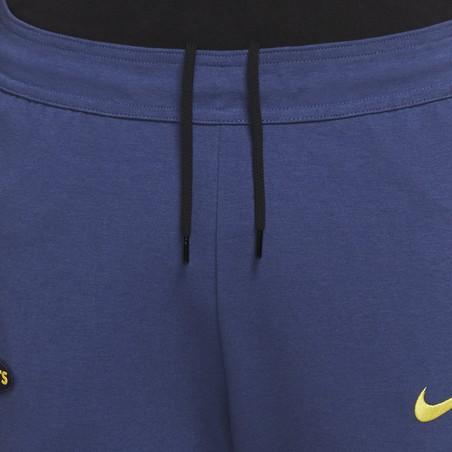 Pantalon survêtement Tottenham TechFleece bleu 2020/21