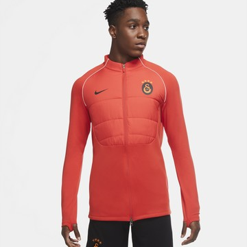 Veste survêtement Galatasaray Therma orange 2020/21