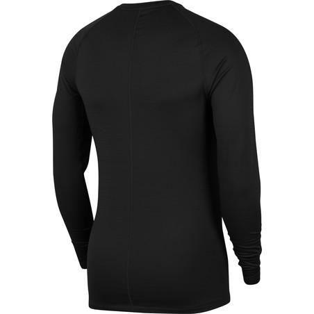 Sous-maillot manches longues Nike Pro noir