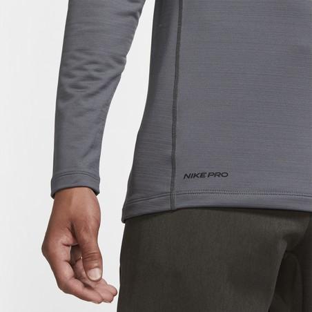 Sous maillot manches longues Nike gris