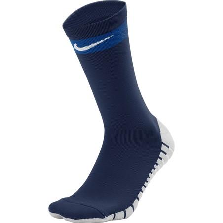 Chaussettes Nike MatchFit bleu