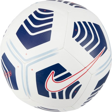 Ballon Nike Pitch blanc bleu