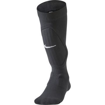 Chaussettes protège-tibias Nike gris
