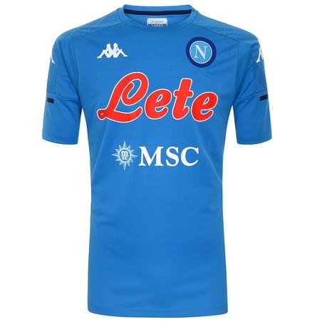 Maillot entraînement Naples bleu 2020/21