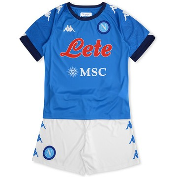 Tenue junior Naples domicile 2020/21
