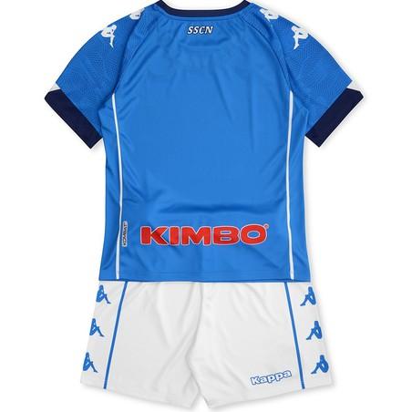 Tenue junior Naples domicile 2020/21