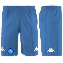Short entraînement Naples bleu 2016 - 2017