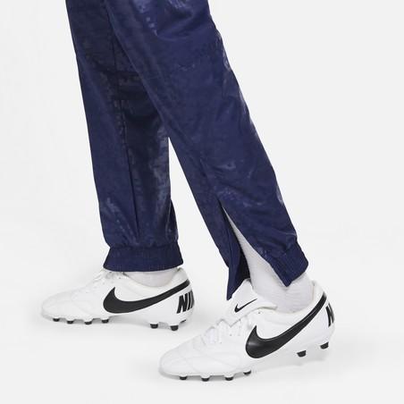 Pantalon survêtement Tottenham Track Pant bleu jaune 2020/21