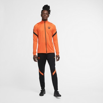 Ensemble survêtement AS Roma orange noir 2020/21