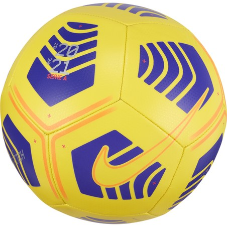 Ballon Nike Pitch Serie A jaune 2020/21