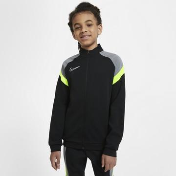 Veste survêtement junior Nike Academy noir jaune