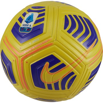 Ballon Nike Strike Serie A jaune 2020/21