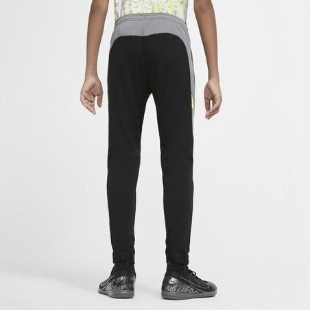 Pantalon survêtement junior Nike Academy noir jaune