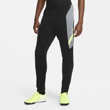 Pantalon survêtement Nike Academy noir jaune