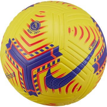 Ballon Premier League Nike Strike jaune