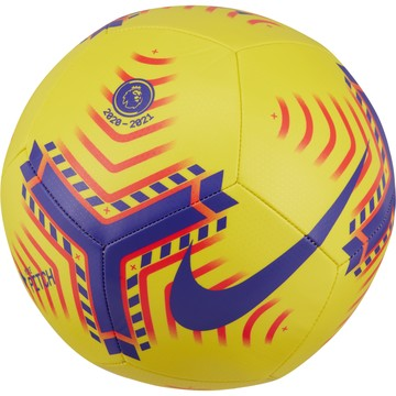 Ballon Nike Premier League Pitch jaune 2020/21