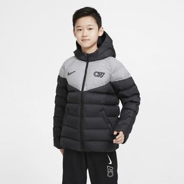 Doudoune junior Nike CR7 noir blanc