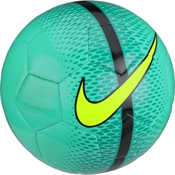 Ballon Nike Hypervenom vert