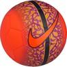 Ballon Nike Hypervenom rouge