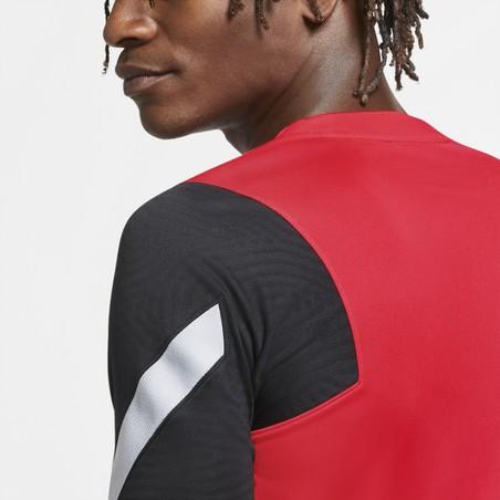 Maillot entraînement Liverpool rouge noir 2020/21