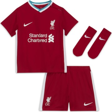 Tenue junior Liverpool domicile 2020/21