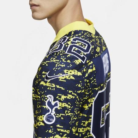 Maillot Tottenham NFL bleu jaune 2020/21