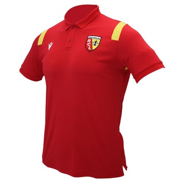 Polo RC Lens rouge 2020/21