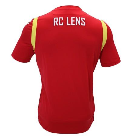 Maillot entraînement RC Lens rouge 2020/21