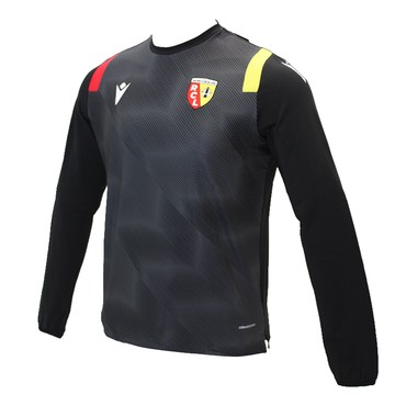 Sweat entraînement junior noir 2020/21