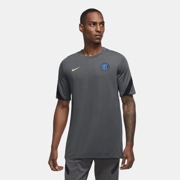 Maillot entraînement Inter Milan gris 2020/21