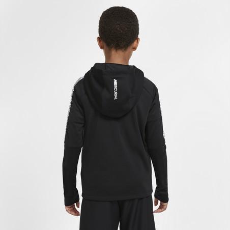 Sweat à capuche junior Nike CR7 noir