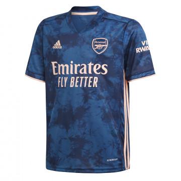 Maillot junior Arsenal third 2020/21