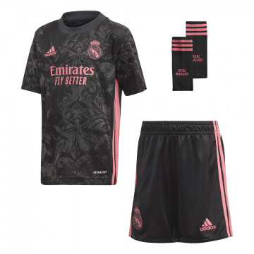 Tenue junior Real Madrid third 2020/21