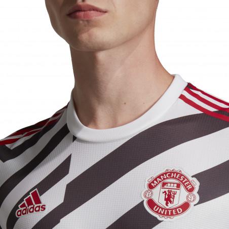 Tenue Manchester United third Authentique 2020/21